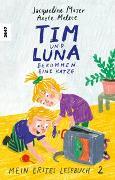 Cover-Bild zu Moser, Jacqueline: Tim und Luna bekommen eine Katze