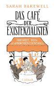 Cover-Bild zu Das Café der Existenzialisten von Bakewell, Sarah