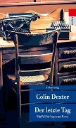 Cover-Bild zu Der letzte Tag von Dexter, Colin