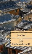 Cover-Bild zu Die Knoblauchrevolte von Yan, Mo