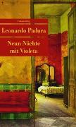 Cover-Bild zu Neun Nächte mit Violeta von Padura, Leonardo