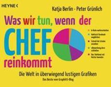 Cover-Bild zu Berlin, Katja: Was wir tun, wenn der Chef reinkommt