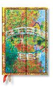 Cover-Bild zu 2021 Monet (Die Brücke), Brief an Morisot Mini 12M. Horizontal