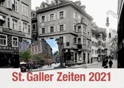 Cover-Bild zu St. Galler Zeiten 2021 von Eisenhut, Mark (Hrsg.)