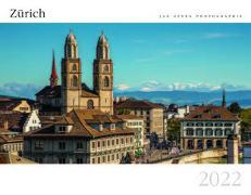 Cover-Bild zu Cal. Zürich 2022 Ft. 40x31
