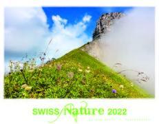 Cover-Bild zu Cal. Swiss Nature 2022 Ft. 40x31