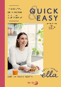 Cover-Bild zu Deliciously Ella - Quick & Easy von Mills (Woodward), Ella