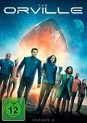 Cover-Bild zu The Orville - Staffel 2 von Seth MacFarlane (Reg.)