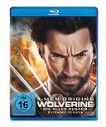 Cover-Bild zu X-Men Origins - Wolverine von Gavin Hood (Reg.)