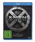 Cover-Bild zu X-Men 1-6 von Bryan Singer, Brett Ratner, Gavin Hood, Matthew Vaughn (Reg.)