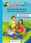 Cover-Bild zu Wich, Henriette: Der Familienhund - Leserabe 2. Klasse - Erstlesebuch für Kinder ab 7 Jahren
