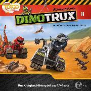 Cover-Bild zu Folge 8: Die Höhle von Mega-Trux (Das Original-Hörspiel zur TV-Serie) (Audio Download) von Karallus, Thomas