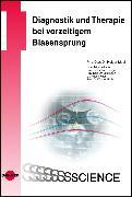 Cover-Bild zu Diagnostik und Therapie bei vorzeitigem Blasensprung (eBook) von Maul, Holger