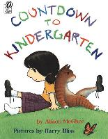 Cover-Bild zu McGhee, Alison: Countdown to Kindergarten