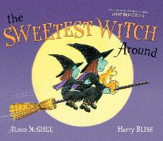 Cover-Bild zu McGhee, Alison: The Sweetest Witch Around