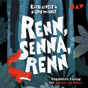 Cover-Bild zu McGhee, Alison: Renn, Senna, renn (Audio Download)