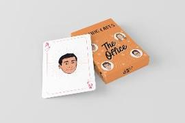 Cover-Bild zu The Office Playing Cards von de Sousa, Chantel (Illustr.)
