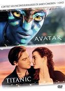 Cover-Bild zu Avatar & Titanic von James Cameron (Reg.)