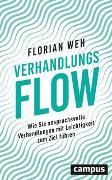 Cover-Bild zu Verhandlungsflow von Weh, Florian