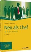 Cover-Bild zu Neu als Chef von Augspurger, Thomas