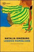 Cover-Bild zu Lessico famigliare von Ginzburg, Natalia