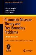 Cover-Bild zu Geometric Measure Theory and Free Boundary Problems (eBook) von De Philippis, Guido