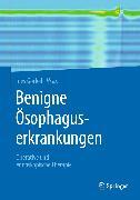 Cover-Bild zu Benigne Ösophaguserkrankungen (eBook) von Gockel, Ines (Hrsg.)