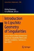 Cover-Bild zu Introduction to Lipschitz Geometry of Singularities (eBook) von Neumann, Walter (Hrsg.)