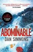 Cover-Bild zu Simmons, Dan: The Abominable