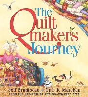 Cover-Bild zu Brumbeau, Jeff: The Quiltmaker's Journey