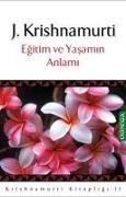Cover-Bild zu Krishnamurti, Jiddu: Egitim ve Yasamin Anlami