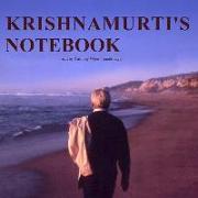 Cover-Bild zu Krishnamurti, Jiddu: Krishnamurti's Notebook