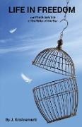 Cover-Bild zu Krishnamurti, Jiddu: LIFE IN FREEDOM