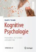 Cover-Bild zu Kognitive Psychologie (eBook) von Tobinski, David A.