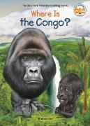 Cover-Bild zu Where Is the Congo? (eBook) von Stine, Megan