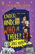 Cover-Bild zu Doctor Who: Knock! Knock! Who's There? Joke Book (eBook)