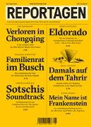 Cover-Bild zu Lüscher, Jonas: Reportagen #28