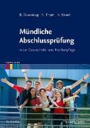 Cover-Bild zu Mündliche Abschlussprüfung (eBook) von Duwendag, Bettina
