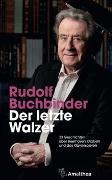 Cover-Bild zu Der letzte Walzer von Buchbinder, Rudolf