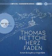 Cover-Bild zu Herzfaden. Roman der Augsburger Puppenkiste von Hettche, Prof. Dr. Thomas
