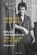Cover-Bild zu Bruce Springsteen - Like a Killer in the Sun von Colombati, Leonardo