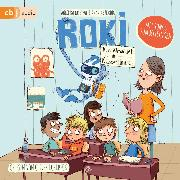 Cover-Bild zu Hüging, Andreas: ROKI - Kuddelmuddel im Klassenzimmer (Audio Download)