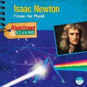 Cover-Bild zu Abenteuer & Wissen: Isaac Newton (Audio Download) von Hempel, Berit