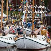 Cover-Bild zu Ostfriesische Küstenbilder (eBook) von Fischer, Jürgen E.