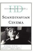 Cover-Bild zu Historical Dictionary of Scandinavian Cinema von Sundholm, John
