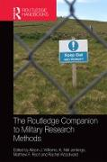 Cover-Bild zu Williams, Alison J. (Hrsg.): The Routledge Companion to Military Research Methods (eBook)