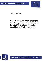 Cover-Bild zu Die Entwicklung von Gedächtnis- und Metagedächtnisleistungen in Abhängigkeit von bereichsspezifischen Vorkenntnissen von Körkel, Joachim