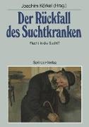 Cover-Bild zu Der Rückfall des Suchtkranken von Körkel, Joachim (Hrsg.)