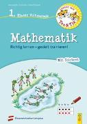 Cover-Bild zu Benischek, Isabella: Lernen mit Teo und Tia Mathematik - 1. Klasse Volksschule