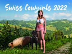 Cover-Bild zu Cal. Swiss Cowgirls Ft. 315 x 230 mm 2022
